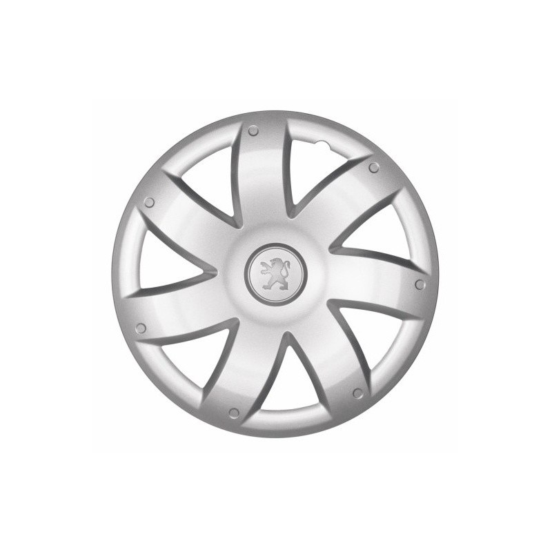 "Embellecedor de rueda Peugeot NAOS 15"""