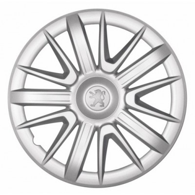 "Embellecedor de rueda Peugeot AMARNA 15"""