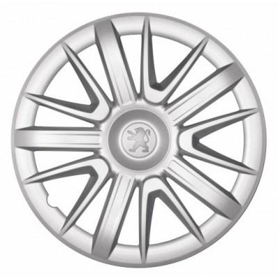 "Peugeot wheel trim AMARNA 15"""