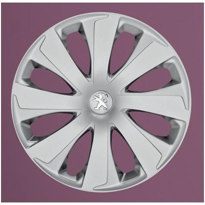 """Embellecedor de rueda XAUREL 14"""" Peugeot 108"""