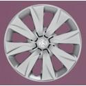 """Embellecedor de rueda BRECOLA 15"""" Peugeot 108"""