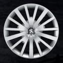 "Poklice na kola MILFORD / MIRAGE / AMBRE 15"" Peugeot 308 (T9), Partner (K9)"