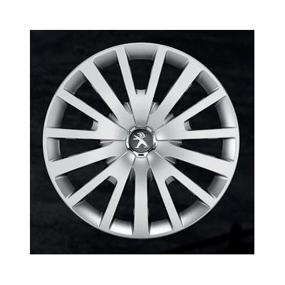 "Peugeot hubcaps on the wheels MILFORD / MIRAGE / AMBRE 15"" Peugeot 308 (T9), Partner (K9)"