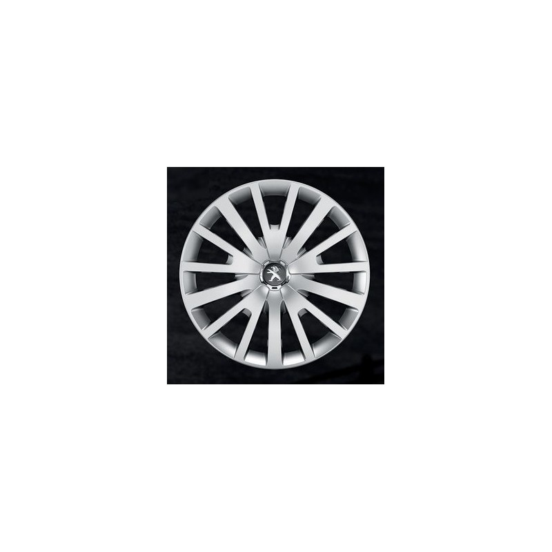 "Peugeot hubcaps on the wheels MILFORD / MIRAGE / AMBRE 15"" Peugeot 308 (T9), Partner (K9)"