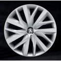 "Embellecedor de rueda RAFALE / CORAIL 16"" Peugeot 308 (T9), 508 (R8)"