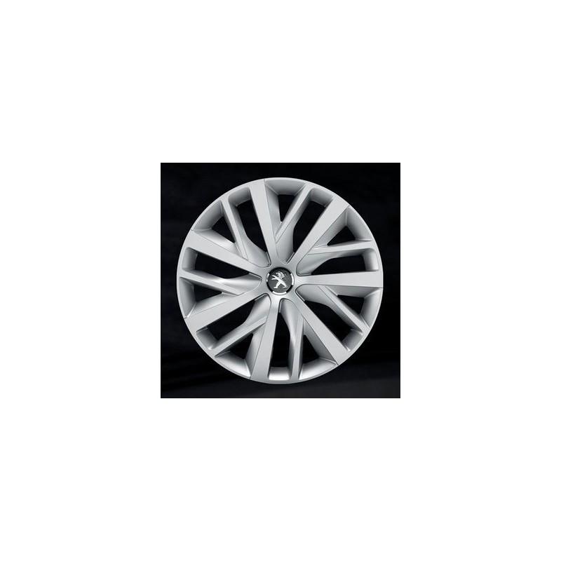"Peugeot hubcaps on the wheels CORAIL 16"" - NOVÁ 308"