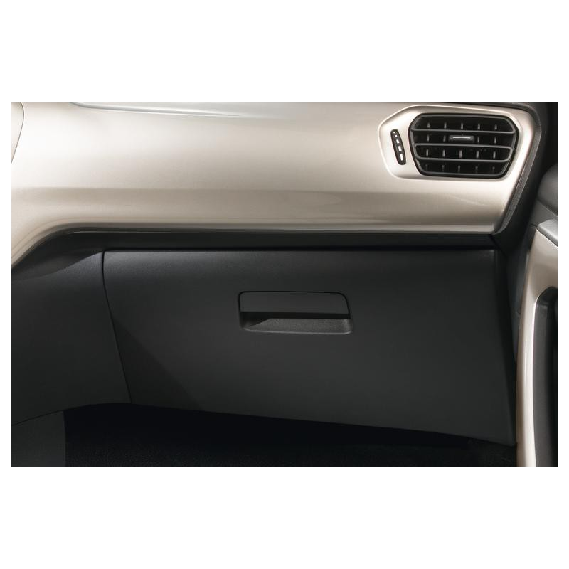 Glove box cover for citroen c1