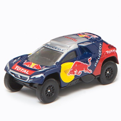 Miniature Peugeot 2008 DKR 2016 3inch