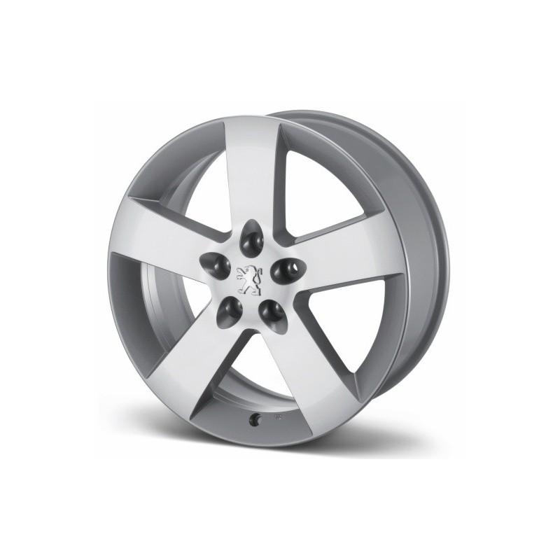 """Alloy wheel Peugeot HORTAZ 18"""" - 4007"""