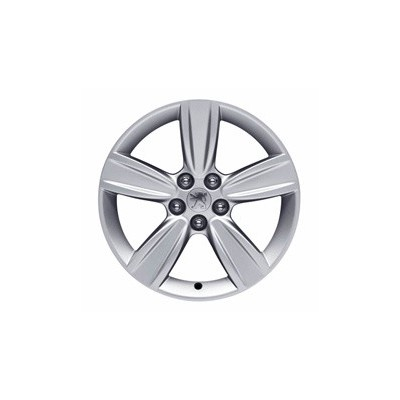 "Alloy wheel Peugeot TANGANYIKA 18"" - 4007"
