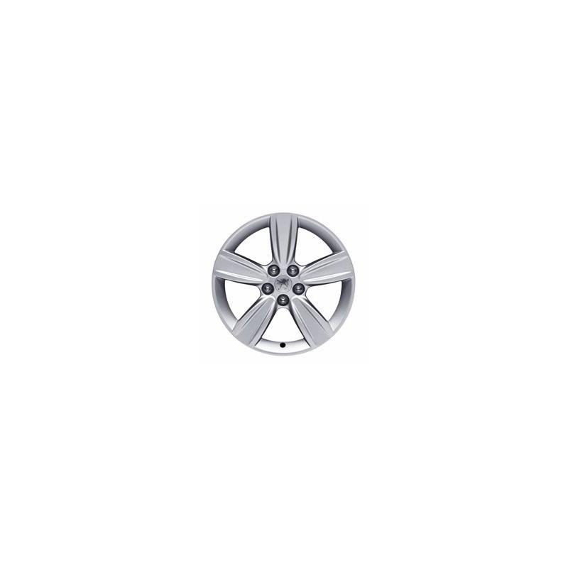 "Alloy wheel Peugeot TANGANYIKA 18"" - 4007"