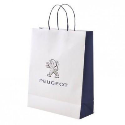 Bolsa de papel Peugeot