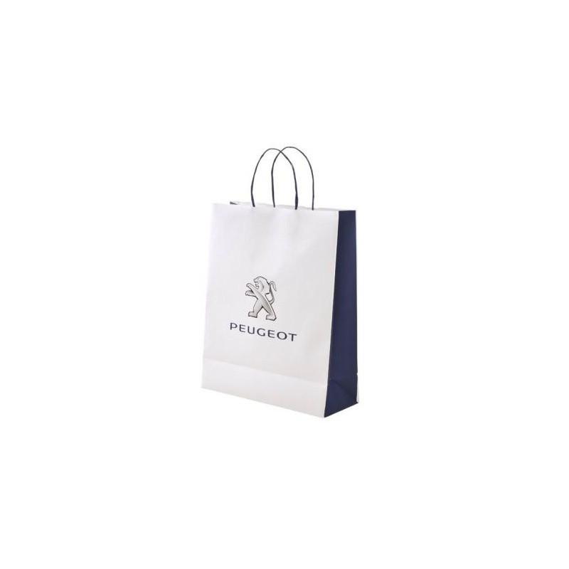 Papírová taška Peugeot