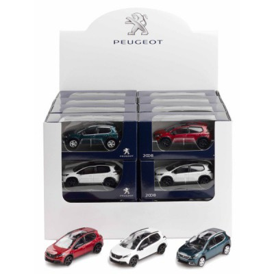 Miniatúra Peugeot Nová 2008