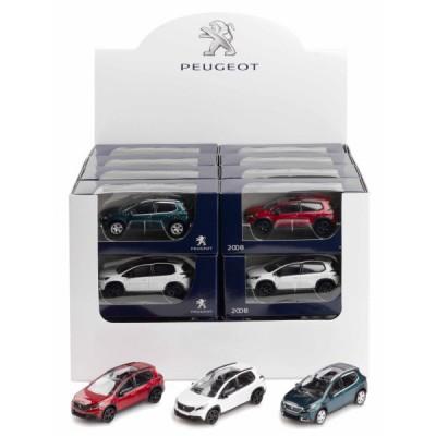 Modellino Peugeot 2008