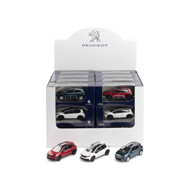 Miniatura Peugeot Nová 2008