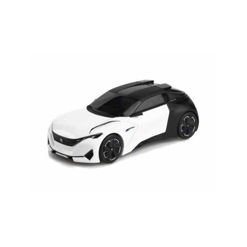 Model Peugeot FRACTAL CONCEPT COUPE 2015 1:43