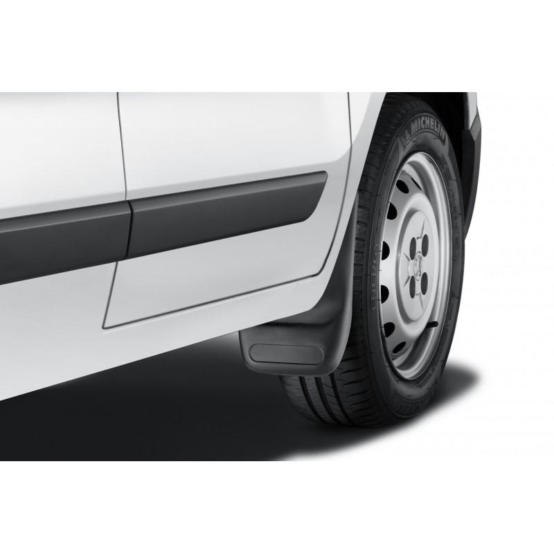 Serie di paraspruzzi anteriori Peugeot Bipper
