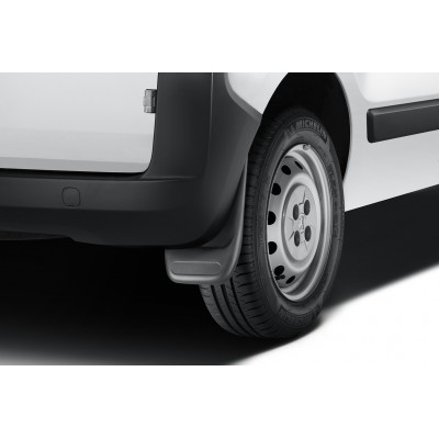 Set of rear mud flaps Peugeot Bipper (Tepee)