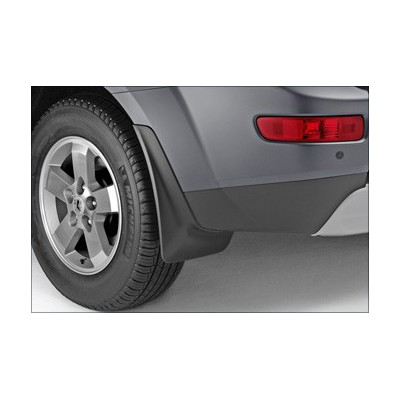 Set of rear mud flaps Peugeot 4007