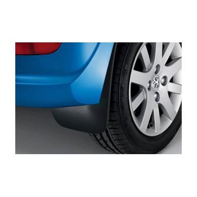 Zadné zásterky Peugeot 206+