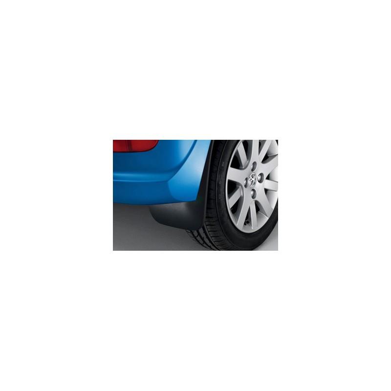 Satz schmutzfänger hinten Peugeot 206+