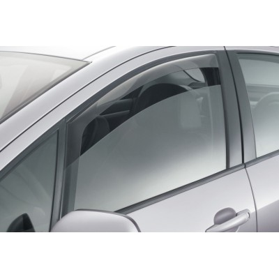 Set of 2 air deflectors Peugeot - 407, 407 SW