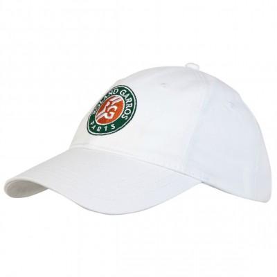 Bílá kšiltovka Roland-Garros