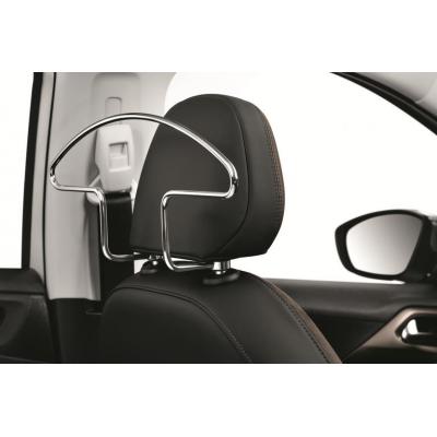 Kleiderbügel an Kopfstütze Peugeot 206, 206 +, 406, 607