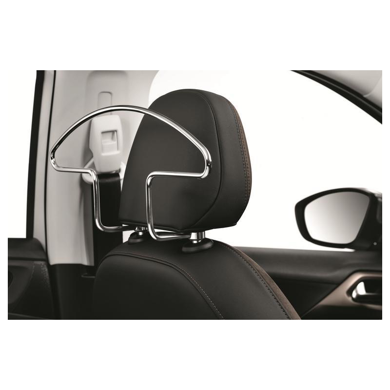 Peugeot hanger chrome