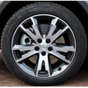"Satz mit 4 Leichtmetallfelgen Peugeot GRAND ANGLE 18"" - 508"