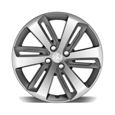 "Alloy wheel Peugeot ICAUNA 18"" - 3008"