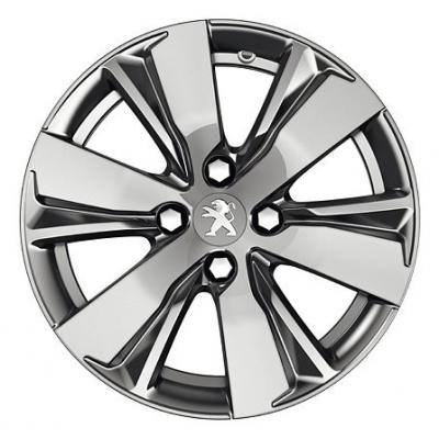 "Leichtmetallfelge Peugeot HYDRE DILIUM 16"" - 2008"