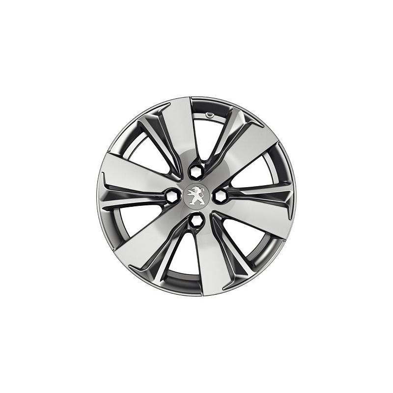"Alloy wheel HYDRE DILIUM 16"" Peugeot - 2008"
