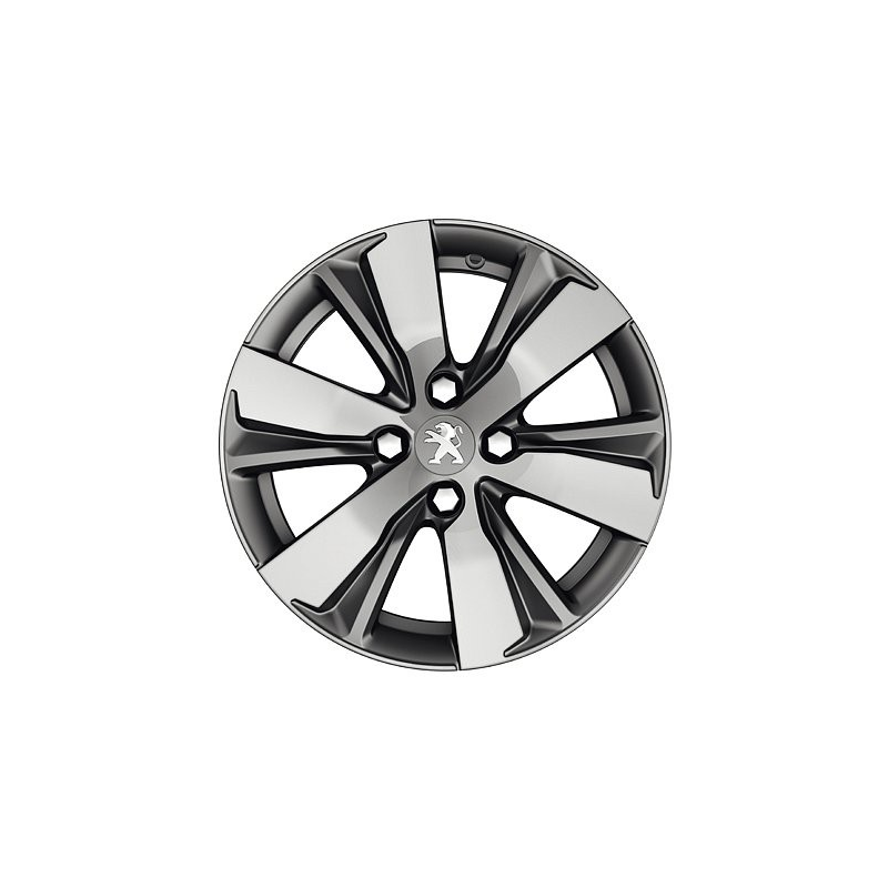"Leichtmetallfelge Peugeot HYDRE TEN 16"" - 2008"