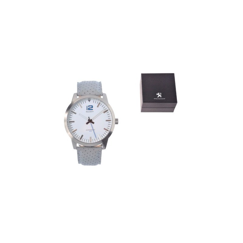 Dámské hodinky s bílým ciferníkem