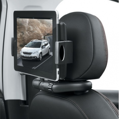 Halterung für multimedia-geräte Peugeot