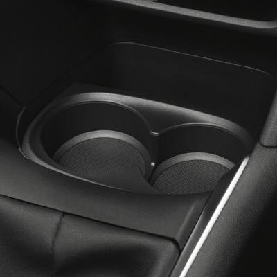 Porta bicchiere o lattina nero Peugeot - 208 2008