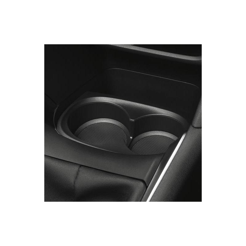 Držák na nápoje černý Peugeot - 208, 2008