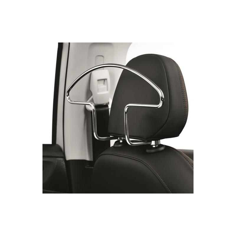Appendiabiti fissato sull'appoggiatesta Peugeot