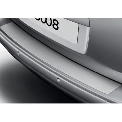 Protezione della soglia del bagagliaio pellicola Peugeot 5008