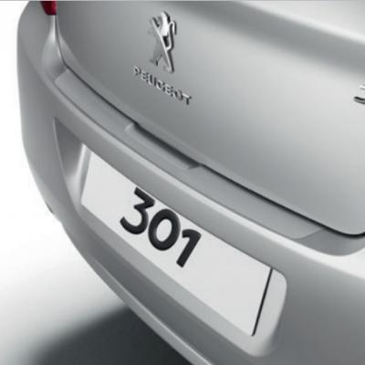Ladekantenschutz transparente folie Peugeot 301