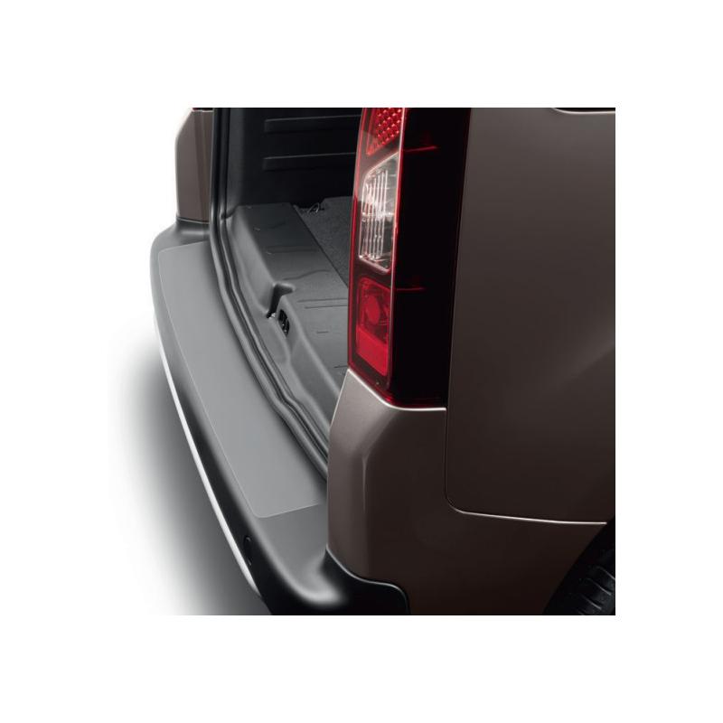 Transparente Ladekantenschutzfolie Peugeot Partner (Tepee) B9, Citroën Berlingo (Multispace) B9