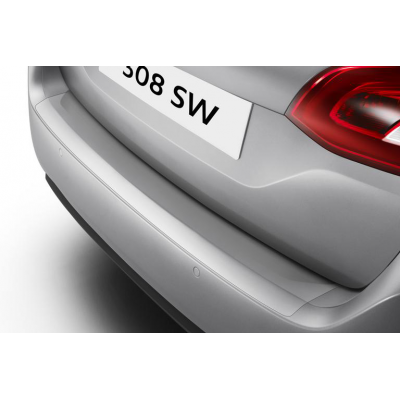 Boot sill protector transparent film Peugeot - New 308 SW (T9)