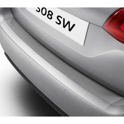 Protector de umbral de maletero film transparente Peugeot 308 SW (T9)
