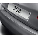 Chránič prahu zavazadlového prostoru - 5008