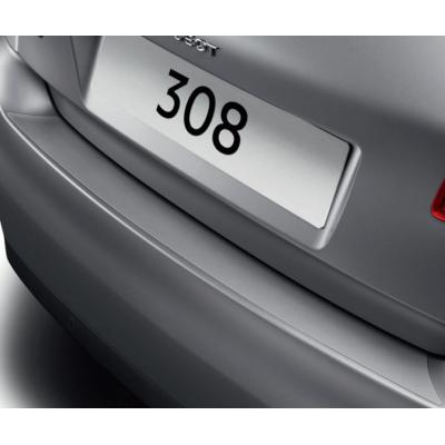Protezione della soglia del bagagliaio pellicola Peugeot 308 (T9)