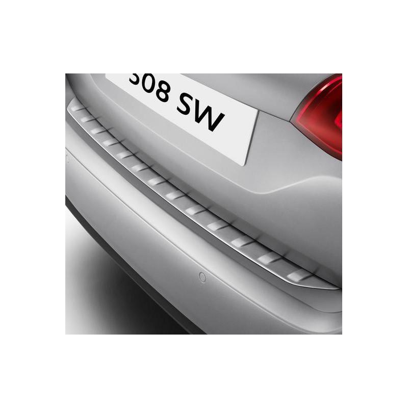 Chránič prahu batožinového priestoru z nerezu Peugeot - 308 SW
