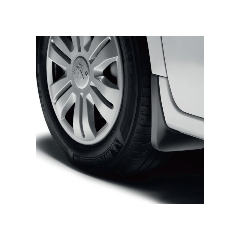Set of front mudflaps Peugeot Partner (Tepee) B9, Citroën Berlingo (Multispace) B9