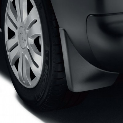 Set of rear mud flaps Peugeot Partner (Tepee) B9, Citroën Berlingo (Multispace) B9
